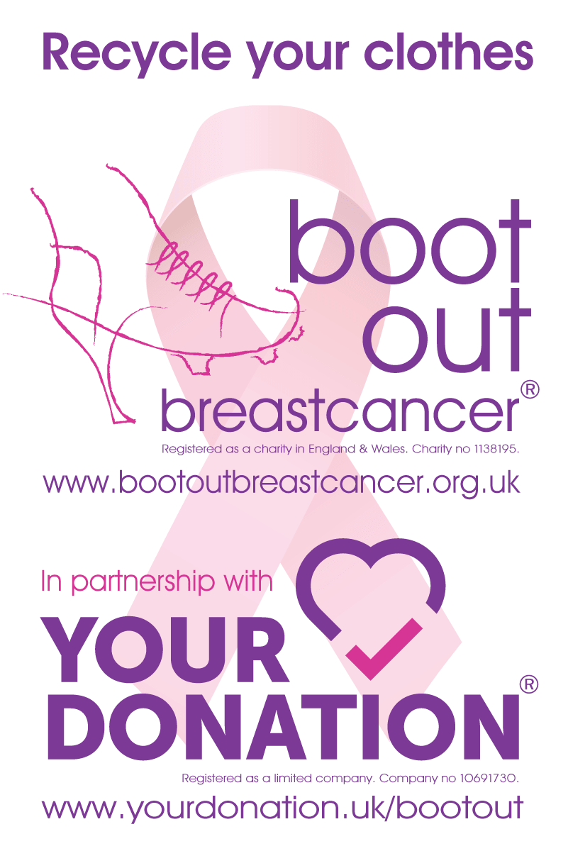 Boot Out Breast Cancer
